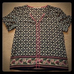 Collective Concepts patterned top